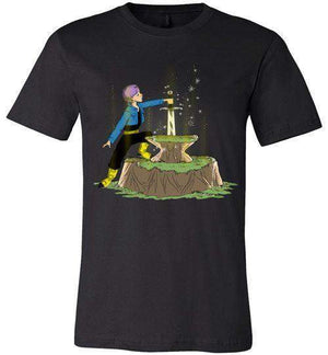 Fondo Trunks-Anime Shirts-Ddjvigo|Threadiverse