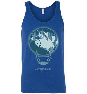 Friends Forever-Anime Tank Tops-Ddjvigo|Threadiverse