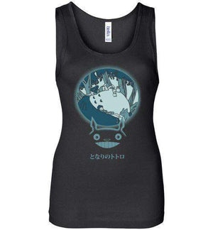 Friends Forever-Anime Women's Tank Tops-Ddjvigo|Threadiverse
