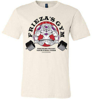Frieza's Gym-Anime Shirts-Ddjvigo|Threadiverse