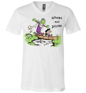 Gohan and Piccolo-Anime Shirts-Ddjvigo|Threadiverse