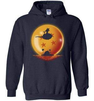 Hero On Sunset-Anime Hoodies-Ddjvigo|Threadiverse