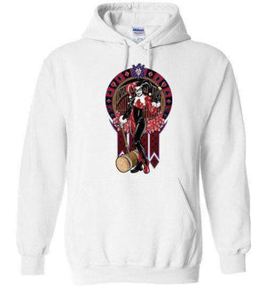 Hey Puddin-Comics Hoodies-TrulyEpic|Threadiverse