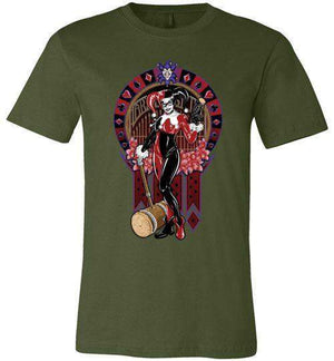 Hey Puddin-Comics Shirts-TrulyEpic|Threadiverse