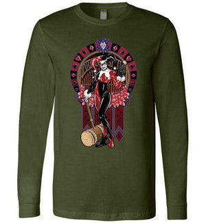 Hey Puddin-Comics Long Sleeves-TrulyEpic|Threadiverse