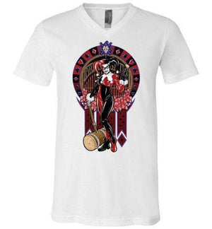 Hey Puddin-Comics V-Necks-TrulyEpic|Threadiverse