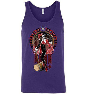Hey Puddin-Comics Tank Tops-TrulyEpic|Threadiverse