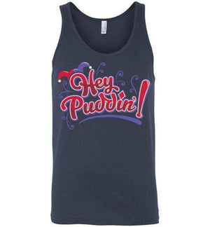 Heya Puddin-Comics Tank Tops-TrulyEpic|Threadiverse