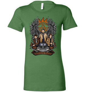 Hunters-Comics Women's Shirts-Ddjvigo|Threadiverse