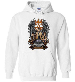 Hunters-Comics Hoodies-Ddjvigo|Threadiverse