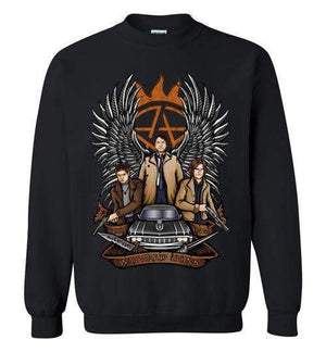 Hunters-Comics Sweatshirts-Ddjvigo|Threadiverse