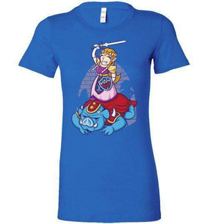 I Can Save Myself (Zelda)-Gaming Women's Shirts-TrulyEpic|Threadiverse