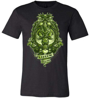 I Choose Grass-Gaming Shirts-JML2Art|Threadiverse