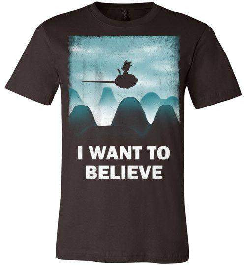 I Want To Believe-Anime Shirts-Ddjvigo|Threadiverse