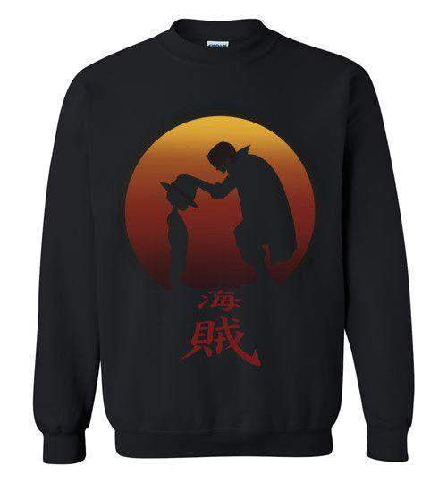I Will Be Pirate King-Anime Sweatshirts-Ddjvigo|Threadiverse