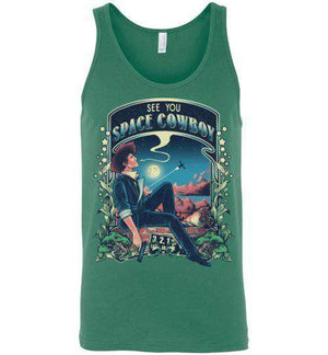 I'm Watching A Dream...-Anime Tank Tops-Creative Outpouring|Threadiverse