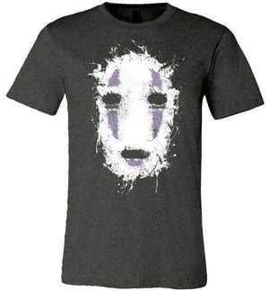 Ink No Face-Anime Shirts-Ddjvigo|Threadiverse