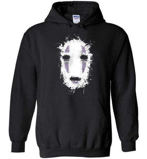 Ink No Face-Anime Hoodies-Ddjvigo|Threadiverse