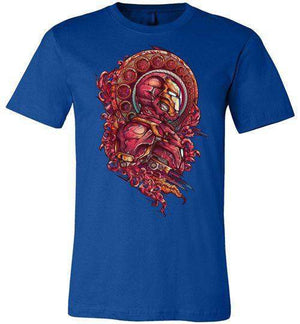 Iron's Side-Comics Shirts-JML2Art|Threadiverse