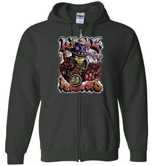 Ironman Long Island-Comics Hoodies-Punksthetic Designs|Threadiverse