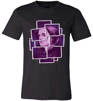 Jessica Jones-Comics Shirts-Fishmas|Threadiverse