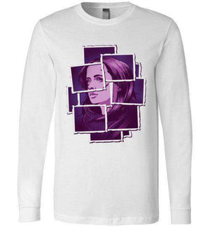 Jessica Jones-Comics Long Sleeves-Fishmas|Threadiverse