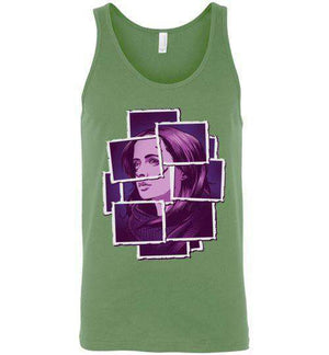Jessica Jones-Comics Tank Tops-Fishmas|Threadiverse