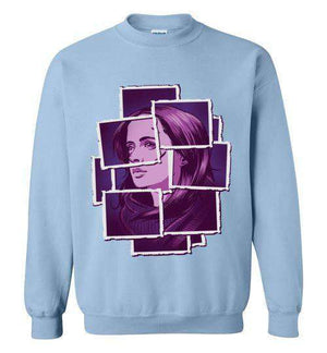 Jessica Jones-Comics Sweatshirts-Fishmas|Threadiverse