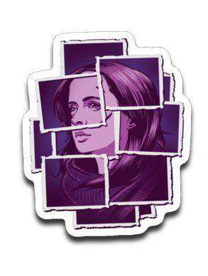 Jessica Jones-Decal-Fishmas|Threadiverse
