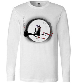 Jiji Under The Moon-Anime Long Sleeves-Ddjvigo|Threadiverse