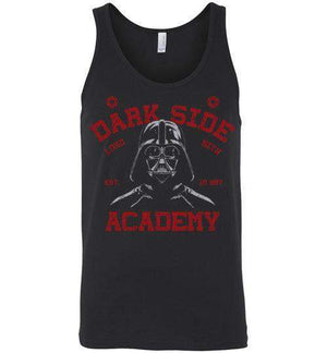 Join The Dark Side-Pop Culture Tank Tops-Ddjvigo|Threadiverse