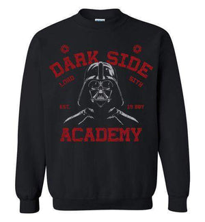 Join The Dark Side-Pop Culture Sweatshirts-Ddjvigo|Threadiverse