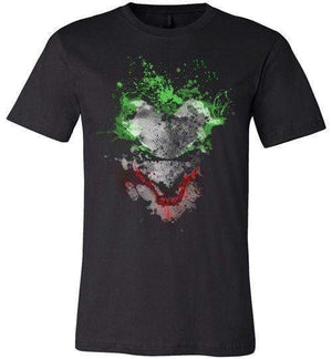 Jokerpaint-Comics Shirts-Wimido|Threadiverse
