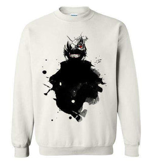 Kaneki-Anime Sweatshirts-Wimido|Threadiverse