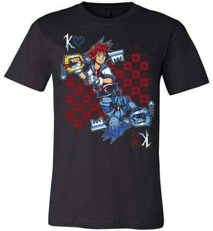 King Of Hearts-Gaming Shirts-Nemons|Threadiverse