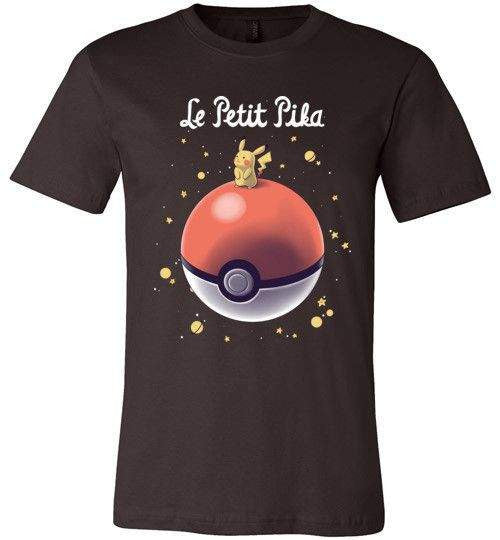 La Petit Pika-Gaming Shirts-Kinda Creative|Threadiverse