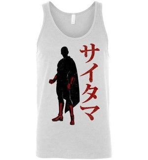 Lethal Punch-Anime Tank Tops-Ddjvigo|Threadiverse