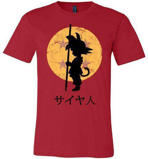 Looking For The Dragon Balls-Anime Shirts-Ddjvigo|Threadiverse