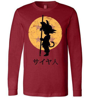 Looking For The Dragon Balls-Anime Long Sleeves-Ddjvigo|Threadiverse