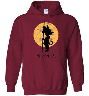 Looking For The Dragon Balls-Anime Hoodies-Ddjvigo|Threadiverse