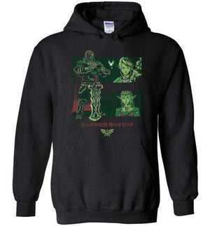 Looking For The Triforce-Gaming Hoodies-Ddjvigo|Threadiverse