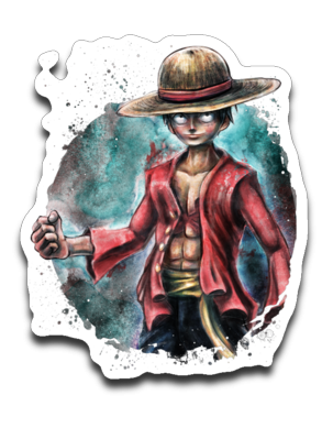 Luffy-Decals-Barrett Biggers|Threadiverse