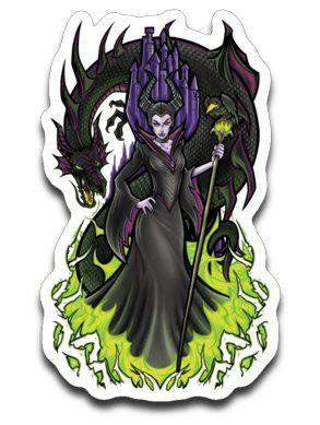 Malificent-Decals-TrulyEpic|Threadiverse