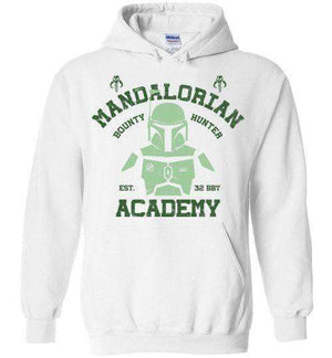 Mandalorian Academy-Pop Culture Hoodies-Ddjvigo|Threadiverse