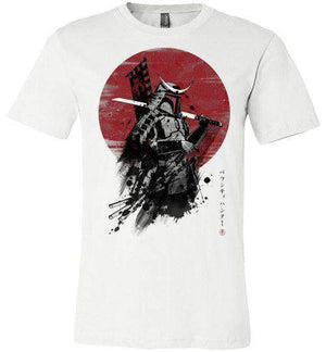 Mandalorian Samurai-Pop Culture Shirts-Ddjvigo|Threadiverse