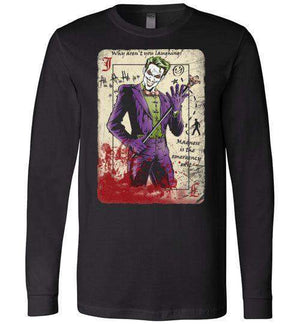Master Criminal-Comics Long Sleeves-Ddjvigo|Threadiverse