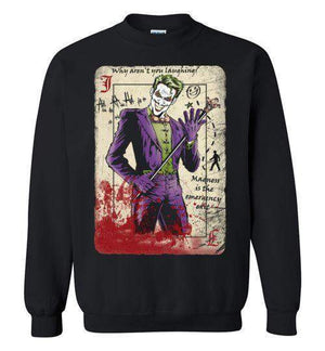 Master Criminal-Comics Sweatshirts-Ddjvigo|Threadiverse