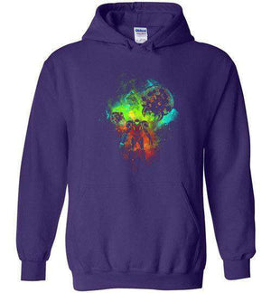 Metroid-Gaming Hoodies-Donnie Illustrateur|Threadiverse
