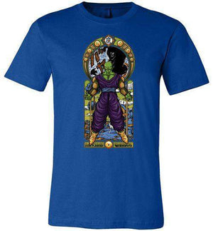 Namekian Warrior-Anime Shirts-CoD (Create Or Destroy) Designs|Threadiverse
