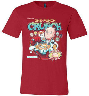 One Punch Crunch
